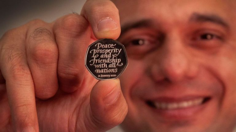 Brexit : Σε κυκλοφορία τα νέα αναμνηστικά νομίσματα | tanea.gr