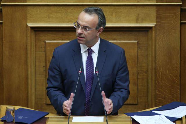 Σταϊκούρας : Επισκόπηση δαπανών σε υπουργεία για απελευθέρωση πόρων | tanea.gr