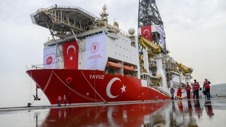 Ουάσιγκτον σε Τουρκία: Πάρτε τώρα το «Γιαβούζ» από το κυπριακό οικόπεδο   tanea.gr