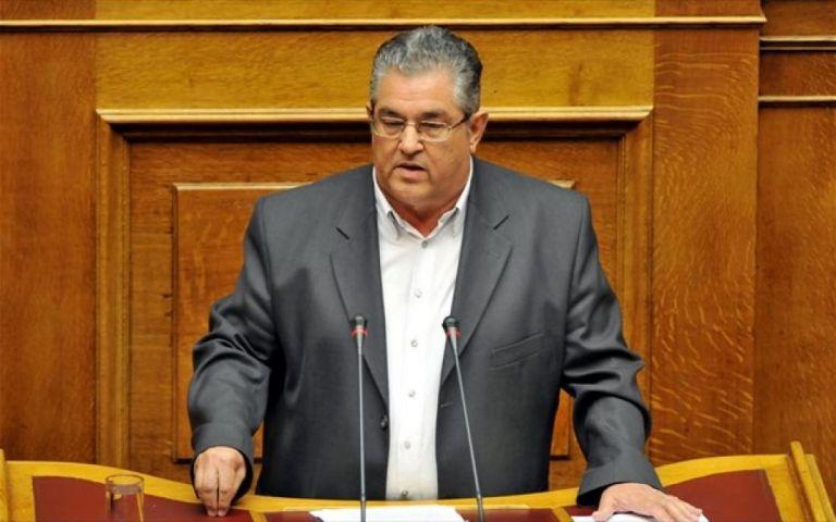 Κουτσούμπας : Μαζί ΝΔ και ΣΥΡΙΖΑ διαμορφώσατε αυτό το αντεργατικό τερατούργημα | tanea.gr