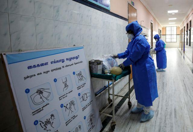 Κορωνοϊός-Γρίπη: Πώς και κάθε πότε πρέπει να πλένουμε τα χέρια μας | tanea.gr