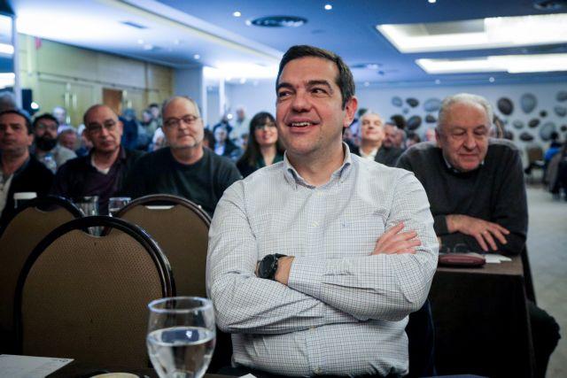 ΣΥΡΙΖΑ : Ανοίγει τα χαρτιά του ο Τσίπρας για το νέο όνομα του κόμματος | tanea.gr