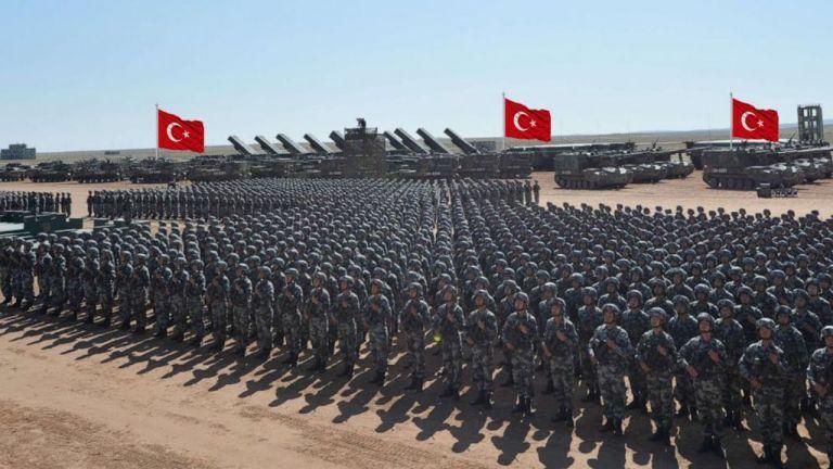 Η Τουρκία μετακινεί στρατιωτικές δυνάμεις από τον Έβρο προς τη Συρία | tanea.gr