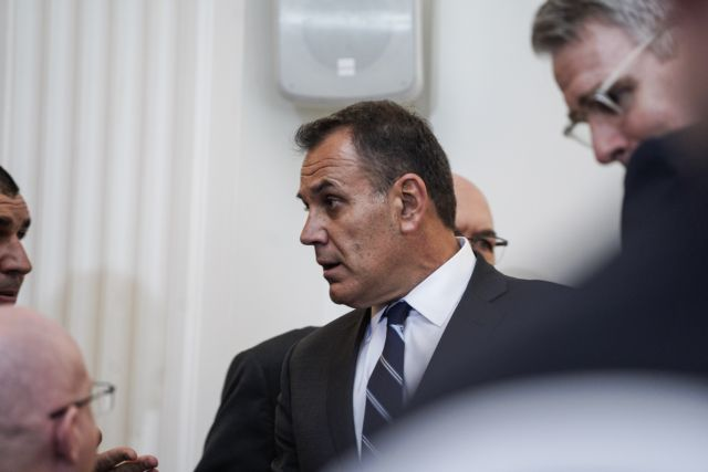 Παναγιωτόπουλος : «Δεν έκανα καμία δήλωση για Ίμια και Ερντογάν»   tanea.gr