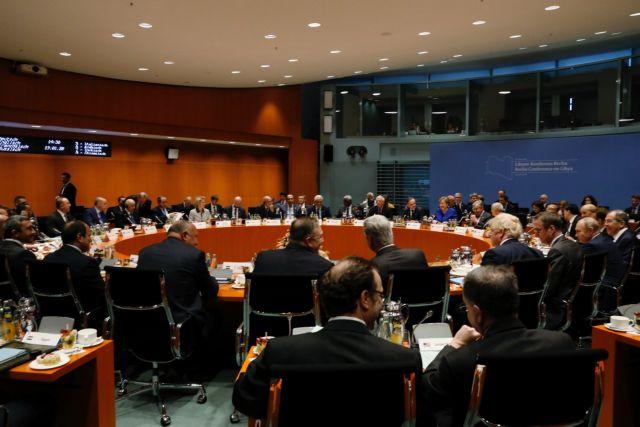 «Nein» από Βερολίνο στην Ελλάδα και για τη νέα Διάσκεψη για τη Λιβύη | tanea.gr