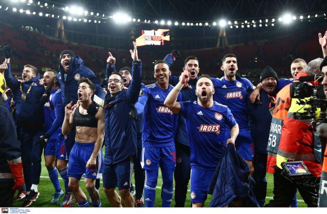 Υποκλίθηκε η ποδοσφαιρική Ευρώπη στον Ολυμπιακό | tanea.gr