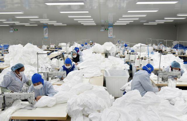 Κοροναϊός: Είδος... υπό εξαφάνιση οι ιατρικές μάσκες στην Κίνα | tanea.gr