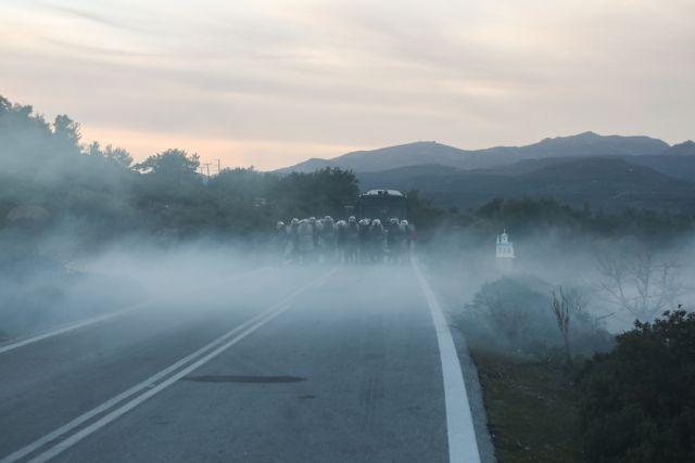 Πεδίο μάχης η Λέσβος και η Χίος – Γενική απεργία την Τετάρτη | tanea.gr
