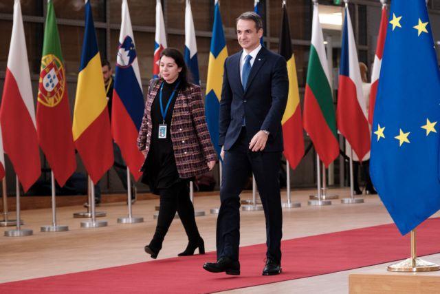 Ολονύκτιες διαβουλεύσεις στις Βρυξέλλες - Παρέμβαση Μητσοτάκη : Δεν μπορούμε να κάνουμε περισσότερα με λιγότερα | tanea.gr
