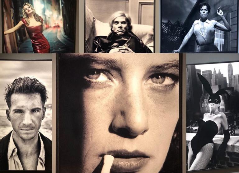 Χέλμουτ Νιούτον: Εμβληματικές φωτογραφίες του θρυλικού φωτογράφου μόδας σε μια έκθεση   tanea.gr