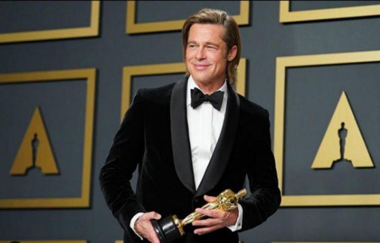 Brad Pitt: Γιατί συγκίνησε τόσο πολύ με την ευχαριστήρια ομιλία του; | tanea.gr