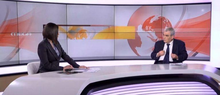 Παπαγγελόπουλος στο Mega: Έχω τη στήριξη του Τσίπρα και του ΣΥΡΙΖΑ | tanea.gr