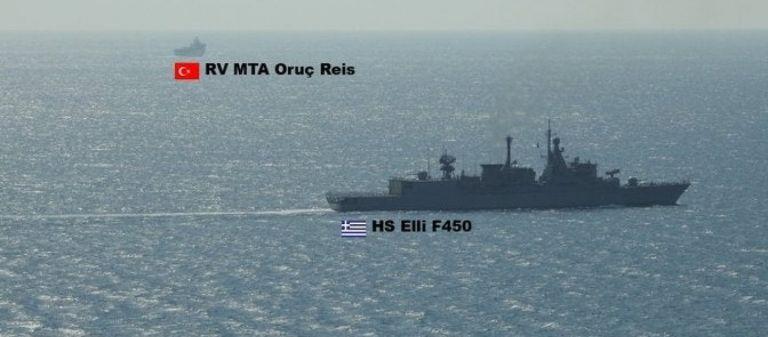 Το ORUC REIS στην Κρήτη: Πότε θα δοθεί η εντολή για πυρ | tanea.gr