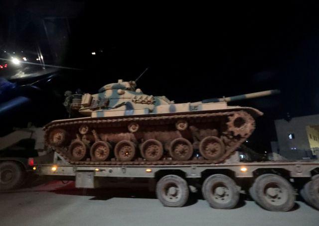 Τεταμένο το κλίμα στη Λιβύη: Κατασχέθηκε πλοίο που είχε μεταφέρει όπλα από την Τουρκία | tanea.gr
