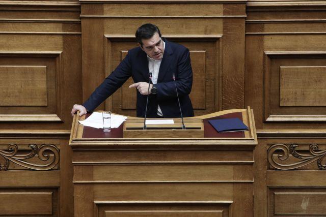 Τσίπρας : Ζήτησε παραίτηση Χρυσοχοΐδη και κατήγγειλε Μητσοτάκη για εθνικό διχασμό | tanea.gr