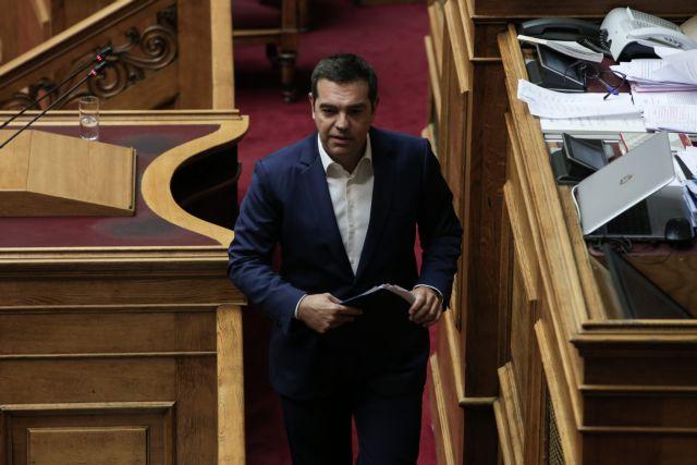 Θεσμική εκτροπή στο θέμα των προστατευόμενων μαρτύρων καταγγέλλει ο Τσίπρας | tanea.gr