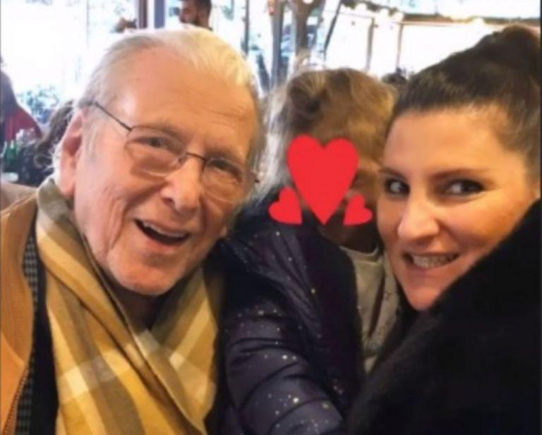 Θεοδώρα Βουτσά: Επέστρεψε στην Αθήνα για να δει τον πατέρα της | tanea.gr