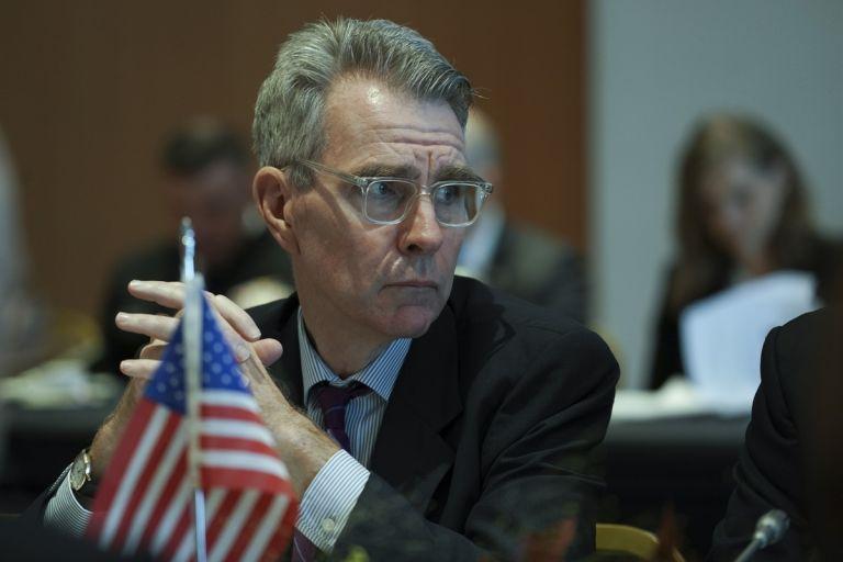 «Οι ΗΠΑ δεσμεύονται για την ασφάλεια της Ελλάδας» | tanea.gr