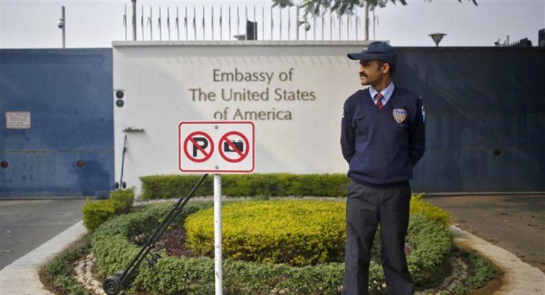 Ινδία: 25χρονος βίασε 5χρονη μέσα στην πρεσβεία των ΗΠΑ στο Νέο Δελχί   tanea.gr