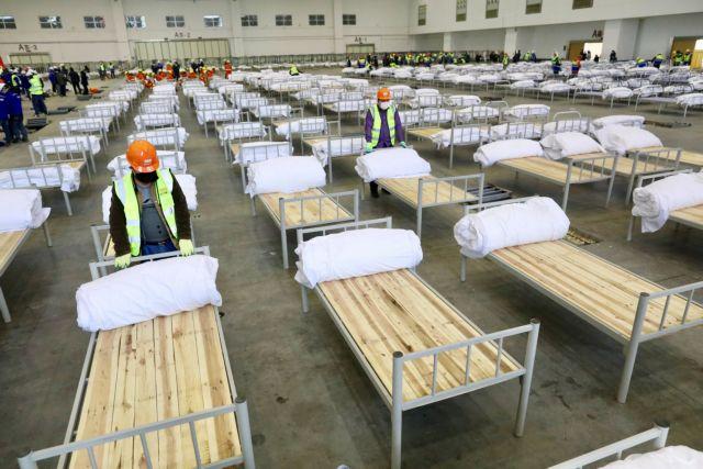 Κορωνοϊός: Στο νοσοκομείο της Ουχάν που χτίστηκε σε χρόνο ρεκόρ μεταφέρθηκαν οι πρώτοι ασθενείς | tanea.gr