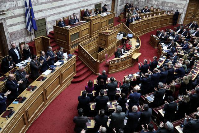 Κατατέθηκε στη Βουλή το Ασφαλιστικό – Όλο το νομοσχέδιο | tanea.gr