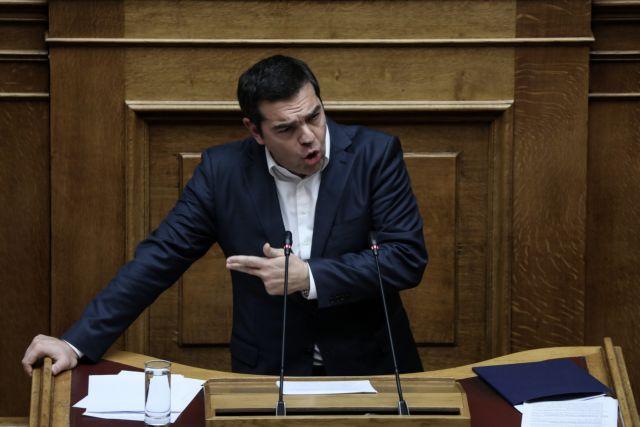 Βουλή - Συζήτηση για τα εργασιακά: Η δευτερολογία Τσίπρα | tanea.gr