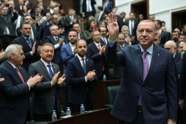 Ερντογάν: Θέμα χρόνου η επιχείρηση στην Ιντλίμπ | tanea.gr