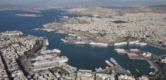 Πειραιάς: Αρχίζουν οι εργασίες για την επέκταση του σταθμού κρουαζιέρας | tanea.gr