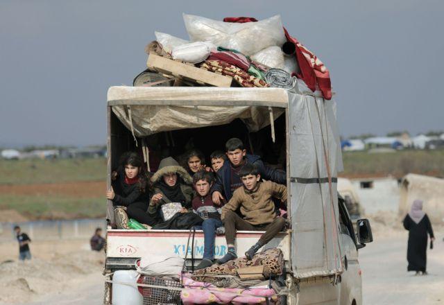 Προειδοποίηση ΟΗΕ για κλιμάκωση των εχθροπραξιών στη Συρία | tanea.gr