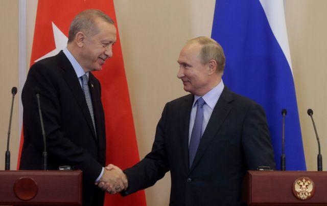 Ερντογάν σε Πούτιν: Δεν θα φύγω από την Ιντλίμπ   tanea.gr