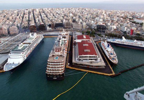 ΟΛΠ: Αρχίζουν εργασίες επέκτασης του νέου προβλήτα κρουαζιέρας - Προκρατήσεις από 728 πλοία   tanea.gr