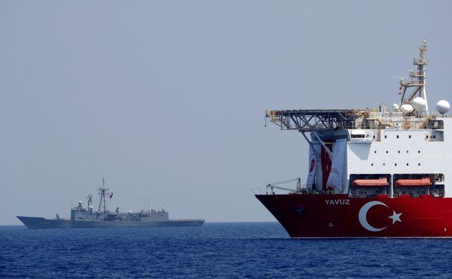 Yeni Safak : Έτοιμη η άδεια για έρευνες του Oruc Reis ανατολικά της Κρήτης | tanea.gr