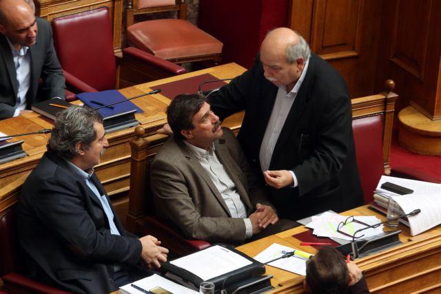 Ένταση στον ΣΥΡΙΖΑ: Σφοδρή αντιπαράθεση Βούτση κατά Πολάκη | tanea.gr
