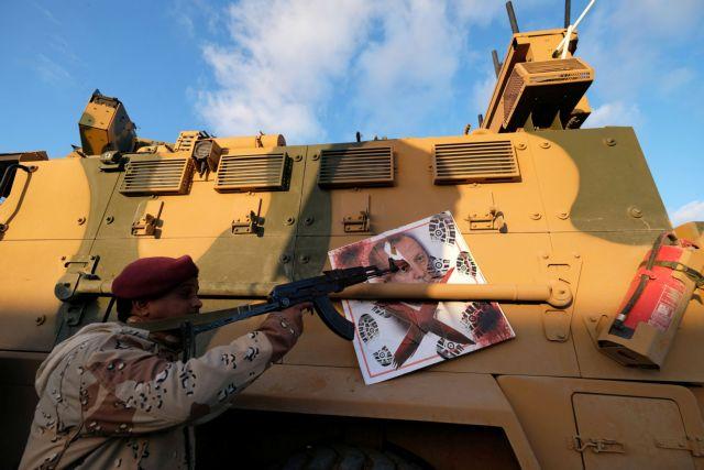 Μάχες στη Λιβύη μέχρι τέλους | tanea.gr