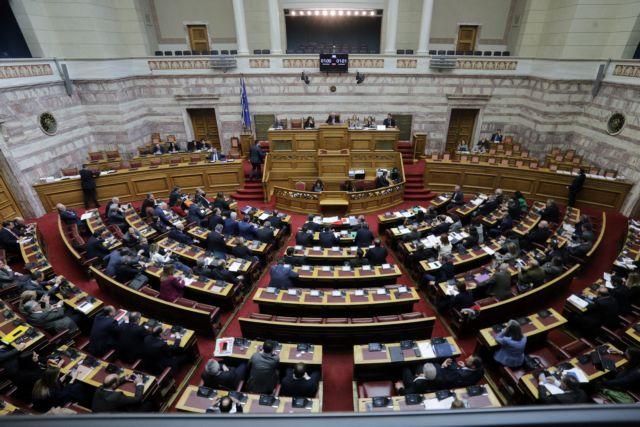 Άρση ασυλίας για τους βουλευτές Κώστα Βλάση και Άγγελο Συρίγο | tanea.gr