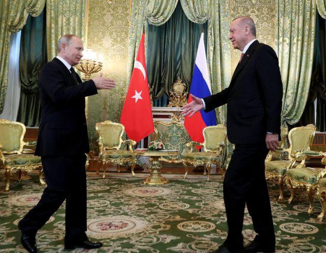 Ρίχνει πόρτα ο Πούτιν στον Ερντογάν για την Ιντλίμπ | tanea.gr
