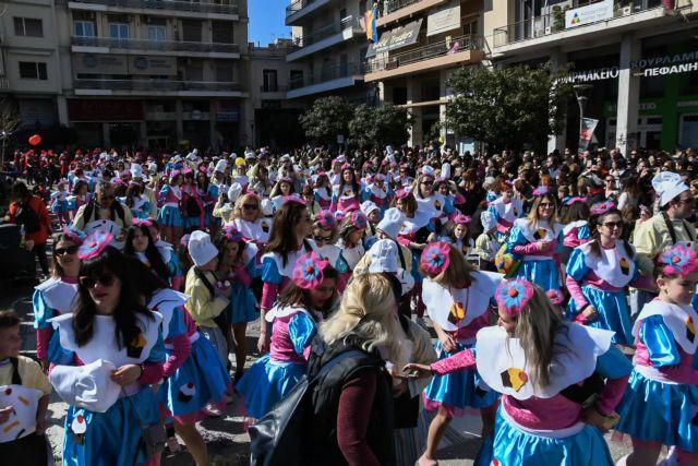 Ακυρώνεται το καρναβάλι της Πάτρας | tanea.gr