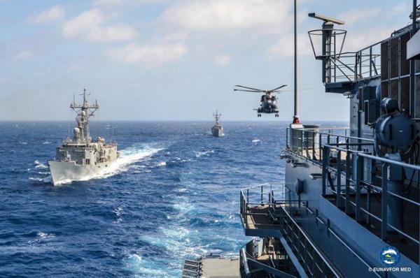 Επιχείρηση Σοφία: Αδιέξοδο μετά την άρνηση της Αυστρίας για θαλάσσια επιτήρηση της Λιβύης | tanea.gr