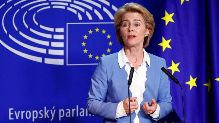 Ούρσουλα φον ντερ Λάιεν: Εξηγήσεις για σκάνδαλο 200 εκατ. ευρώ | tanea.gr
