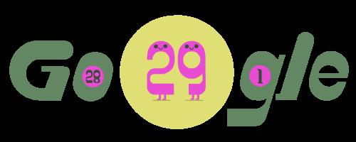 Δίσεκτο έτος : Το doodle της Google για την 29η Φεβρουαρίου | tanea.gr