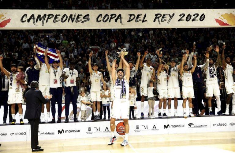 Παίκτες και φίλαθλοι της Ρεάλ γιόρτασαν μαζί την κατάκτηση του Copa del Rey   tanea.gr