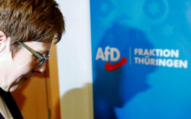 Ένας στους δύο Γερμανούς «βλέπουν» την Ακροδεξιά στην κυβέρνηση τα επόμενα χρόνια | tanea.gr