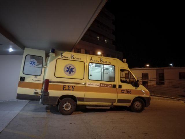 Λουτράκι: Χαροπαλεύει 23χρονη που την χτύπησε αυτοκίνητο | tanea.gr