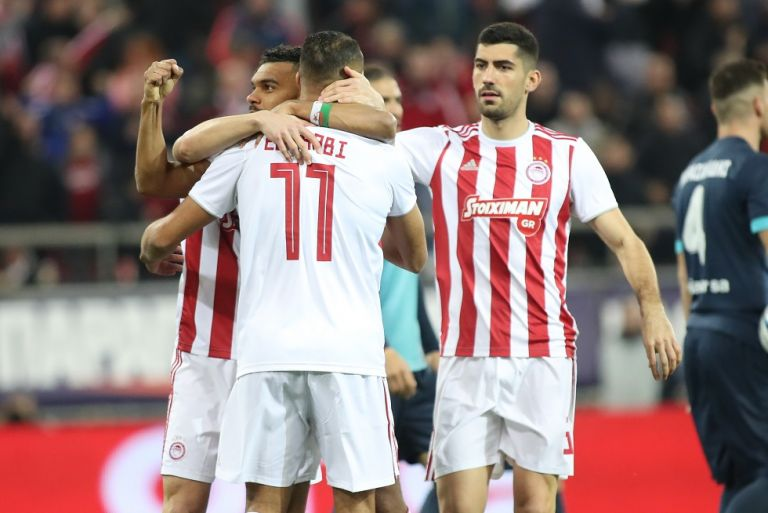 Σουντανί και 1-0 ο Ολυμπιακός από το πέμπτο λεπτό | tanea.gr