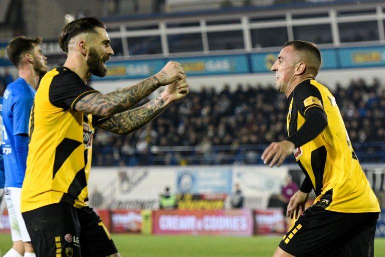 Ατρόμητος – ΑΕΚ 0-1: Πέρασε από το Περιστέρι με στιλ… ιταλικό | tanea.gr