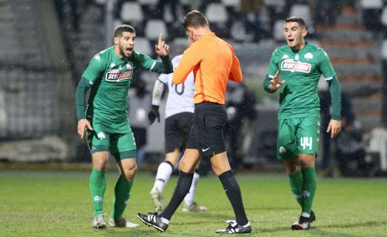Παναθηναϊκός : «Σοβαρά διαιτητικά λάθη στην Τούμπα σε πρωτάθλημα και Κύπελλο» | tanea.gr