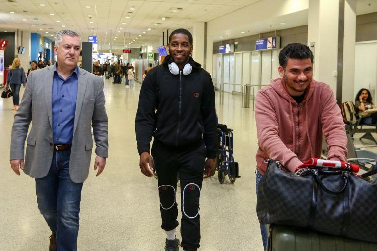 Ολυμπιακός: Έφτασε ο Ντουάιτ Μπάικς στην Ελλάδα | tanea.gr