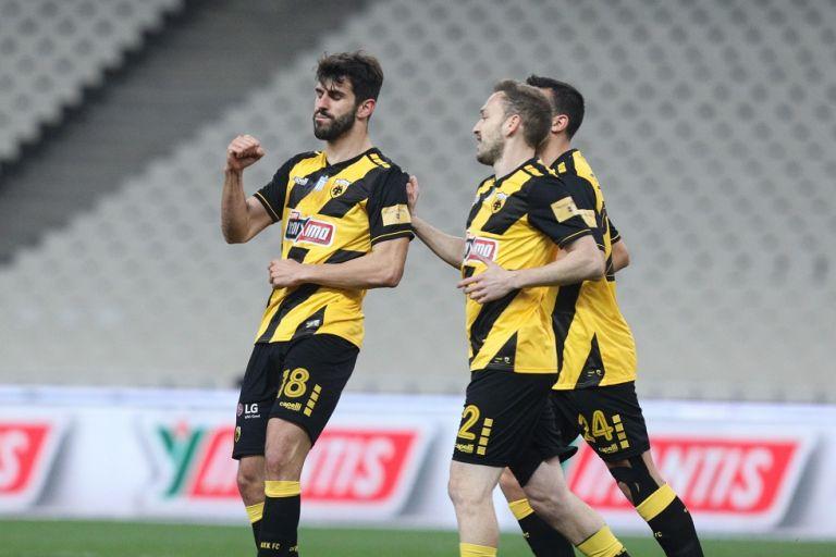 Η ΑΕΚ άνοιξε το σκορ με τον Ολιβέιρα | tanea.gr