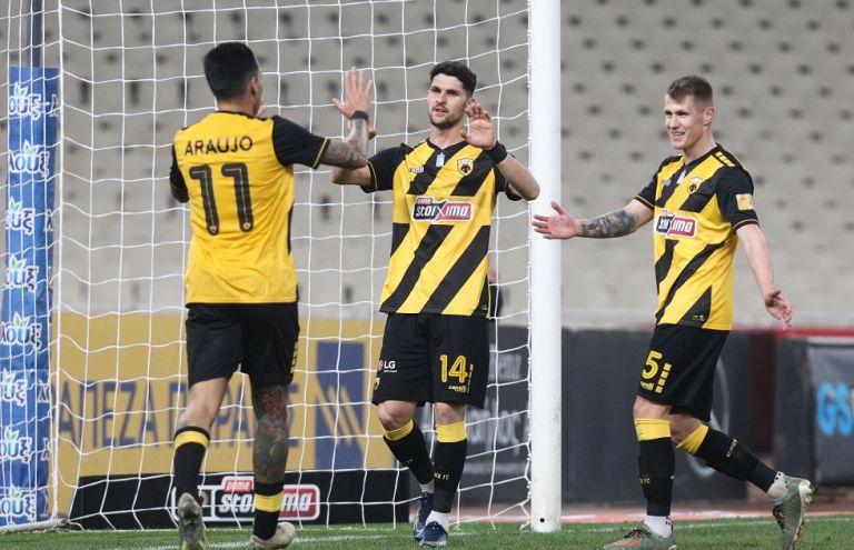 Πρόκριση στο ρελαντί για την ΑΕΚ | tanea.gr