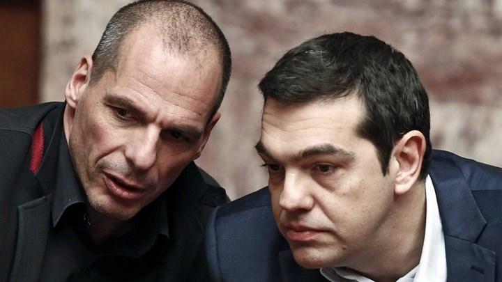 Απάντηση Βαρουφάκη στο κείμενο αυτοκριτικής του ΣΥΡΙΖΑ | tanea.gr